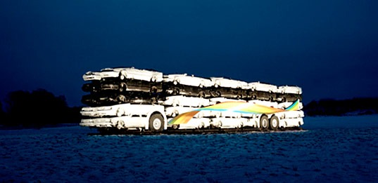 50cars1bus