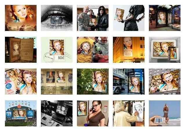 picjoke com le ofrece la posibilidad de crear elegantes fotomontajes