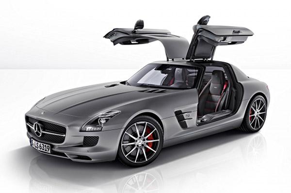 SLS AMG GT (C 197) 2012